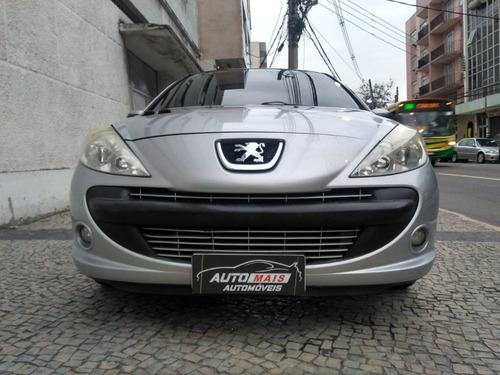 207 Sedan Passion Xr 1.4 Flex 8v 4p