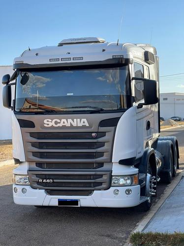 Imagem 1 de 15 de Scania Streamiline 440/ 6x4 /ano 2015