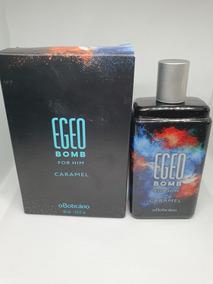 Perfume Egeo Bomb For Him Caramel 80/90ml.