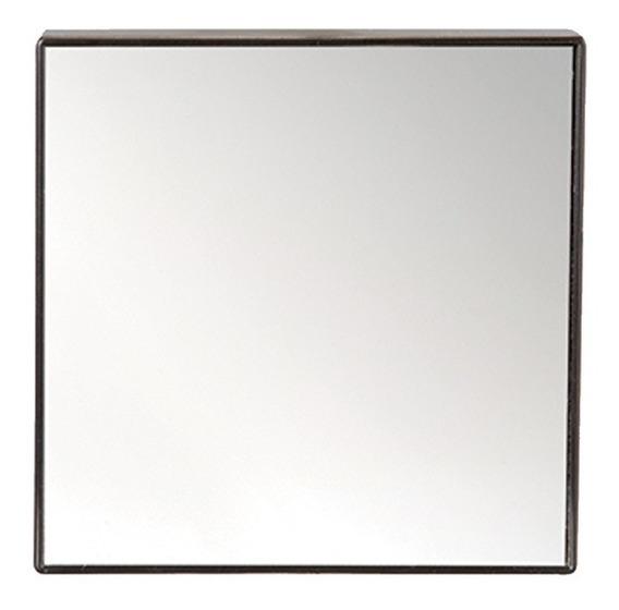 Espelho C/ Ventosa Maquiagem Barba 8,5cm