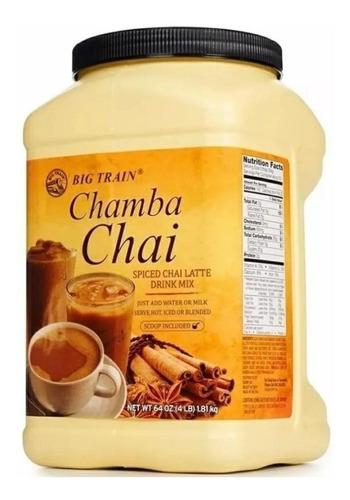 Te Chamba Chai 1.8 Kg - g a $25