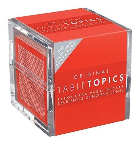 Tabletopics - Original En Español