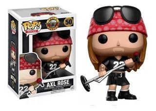 Funko Pop Rocks #50 Guns And Roses Axl Rose Slash