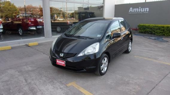 Honda Fit Lxl 1.4 5ptas.-