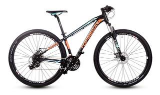 Bicicleta Top Mega Thor Rodado 29 Mountain Bike 24 Vel Hs