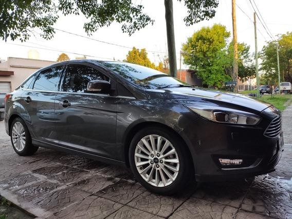 Ford Focus Iii 2.0 Titanium At6 2017
