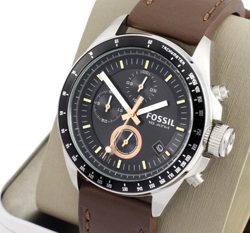 Relógio Fossil Masculino Couro Ch2885