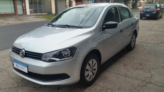 Volkswagen Voyage 1.6 C/gnc 5ta, 2013, Impecable !!!!!