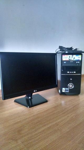 Cpu/monitor/mouse/teclado, Vendo O Conjunto Ou Separado.