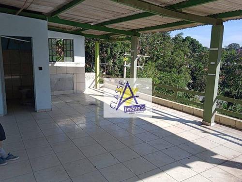 Imagem 1 de 8 de Chacara Em Rio Grande Da Serra - Ch0019