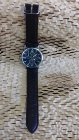 Relógio Modiya - Pulseira Preta -cod. 00340