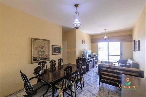 Imagem 1 de 30 de Apartamento Com 3 Dormitórios À Venda, 88 M² Por R$ 560.000,00 - Tatuapé - São Paulo/sp - Ap2828