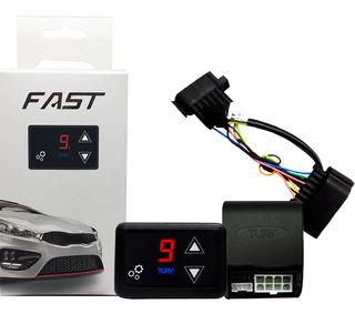 Módulo De Aceleração Fast Tury Chip Acelerador Plug And Play