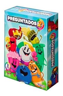 Juego De Mesa Preguntados 2 Nuevo - Etermax Toyco Original