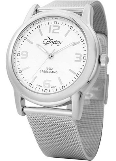 Relógio Unissex Condor Analógico Casual Co2035ak3b - Condor