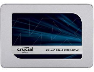 Disco Ssd Crucial Mx500 500gb 2.5 Sata