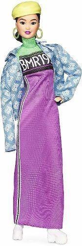 Imagem 1 de 7 de Boneca Barbie Bmr1959 Collector Oriental Jaqueta Articulada