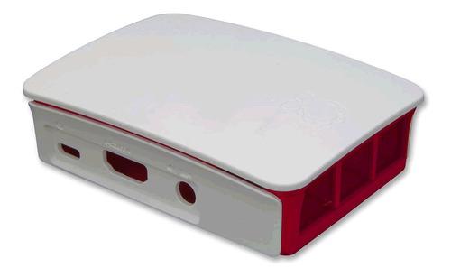 Imagem 1 de 5 de Case Raspberry Pi 3 Model B Oficial