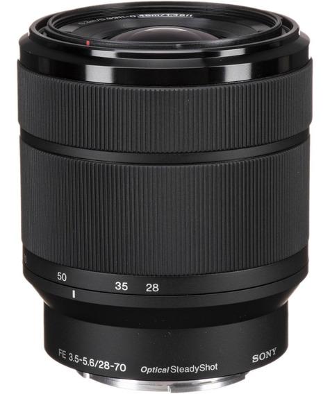 Lente Sony Zoom Full Frame Fe 28-70mm F/3.5-5.6 Oss