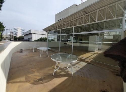 Imagem 1 de 30 de Imóvel Comercial Para Locação Na Barra Funda - São Paulo. - Pr00080 - 69715314