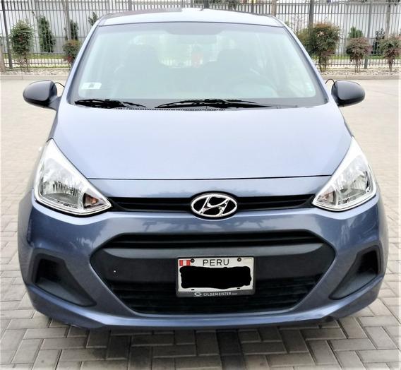 Vendo Hyundai Grand I10 Casi Nueva!!!