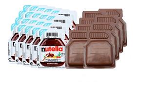 Nutella Crema De Avellanas X 120 Unidades 15gr Ferrero