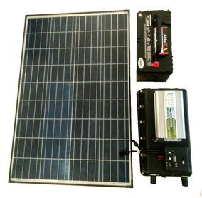 Energia Solar , Planta Solar, Enchufate Y Usala! Ahorrar Luz