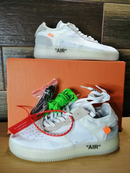 Af1 Off White Calidad Top Quality
