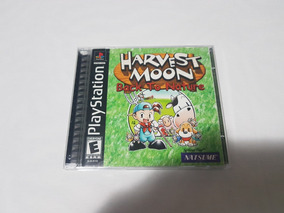 Harvest Moon Back To Nature Ps1 Original Americano