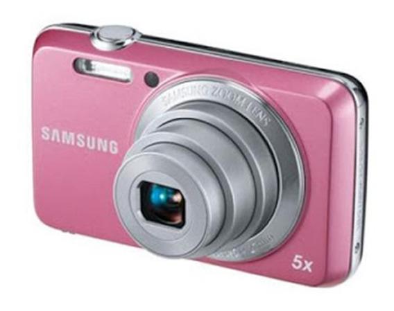 Câmera Fotográfica Sansung Es80 Em Ótimo Estado - Na Caixa!