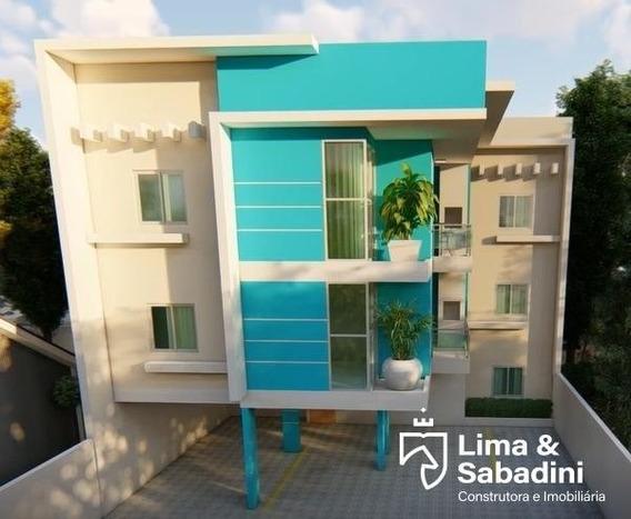 Apartamento Com 2 Dormitórios À Venda, 58 M² Por R$ 139.000