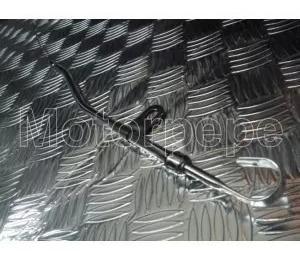 Imagem 1 de 2 de Vareta Óleo Ford 302 Maverick Landau Aluminio Cromada V8