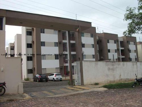 Imagem 1 de 15 de Apartamento 3 Quartos Para Venda Em Teresina, Uruguai, 3 Dormitórios, 1 Suíte, 2 Banheiros, 1 Vaga - Apto Vale_2-1122772
