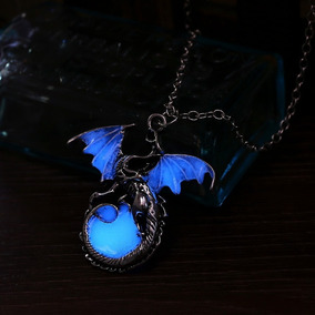 Cordão Game Of Thrones - Dragonair Fosforescente - Necklace