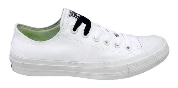 Tênis Chuck Taylor All Star Ii Ox White 15524843