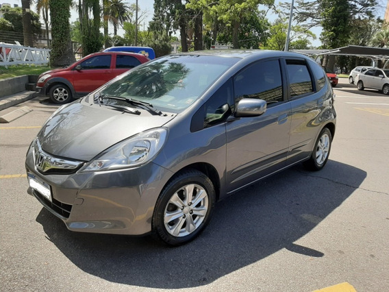 Honda Fit 2012 1.4 Lx-l At 100cv