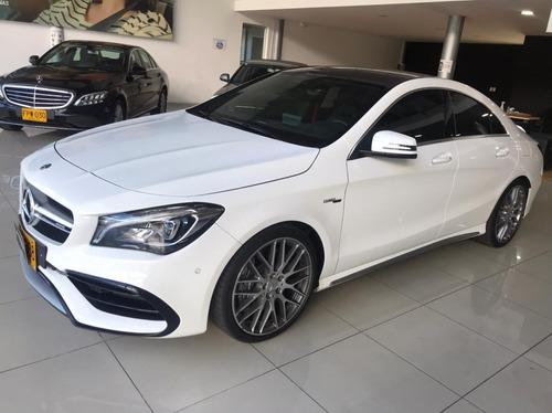 Mercedes-benz Cla45 4matic Amg 2019