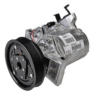 Compresor Aire Acondicionado Logan K7m 1.6 8v 2016 Original