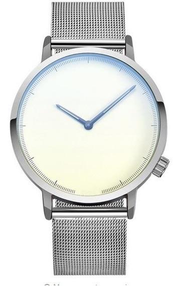 Reloj Negro Para Caballero Casual Moderno Elegante Fashion