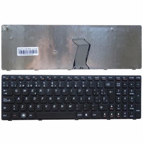 Teclado Lenovo Z570 Z575 V570 V575 B570  B580 Lez570s-b