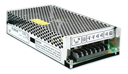 Fuente Switching 12v 200w 16.6a Pw200-12 P/camara Seguridad