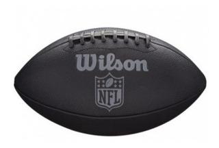 Balón Futbol Americano Nfl Jet Black Oficial Wilson