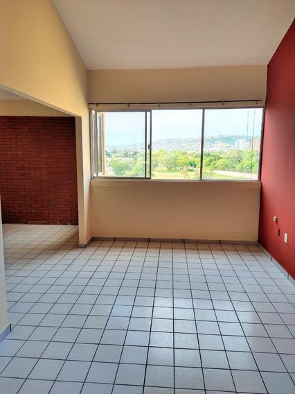 Renta Departamento En Plaza Del Parque 2 Rec Privada Lujo