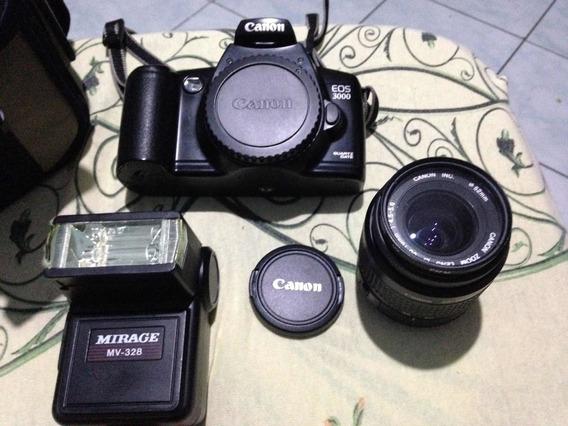 Câmera Cânon Eos 3000