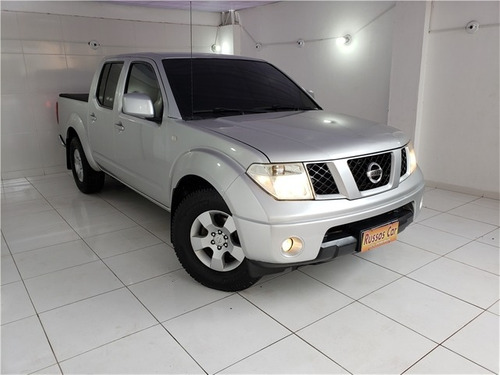 Nissan Frontier 2.5 Xe 4x2 Cd Turbo Eletronic Diesel 4p Manu