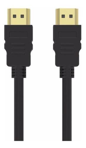 Imagen 1 de 3 de Cable Full Hd Compatible C/dispositivos Hdmi 10 Metros V 1.4