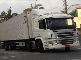 Scania P310 Bi-truck 8x2, Automática 2013