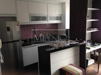 Apartamento Residencial À Venda, Brooklin, São Paulo. - Codigo: Ap15316 - Ap15316