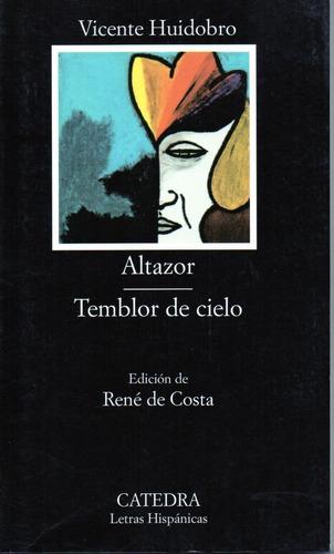 Altazor - Huidobro - Cátedra