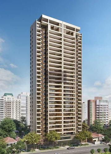 Imagem 1 de 22 de Apartamento Com 4 Dorms, Moema, São Paulo - R$ 8.2 Mi, Cod: 168 - V168